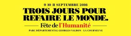 DiEM25 at Fête de l'Humanité @ La Courneuve | Île-de-France | France