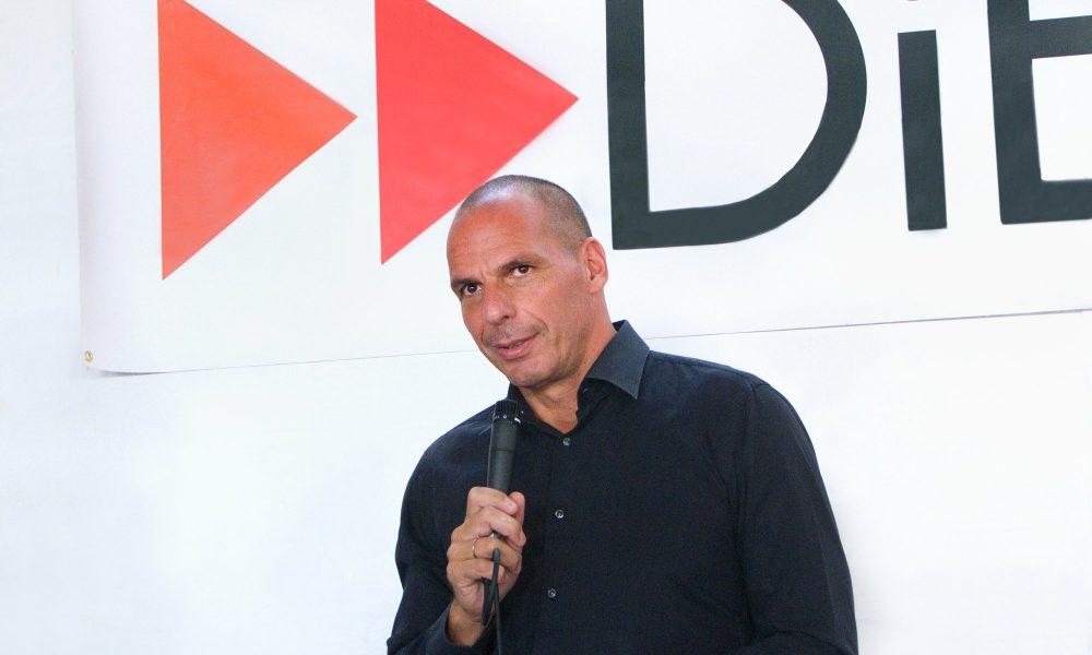 Yanis Varoufakis - Fête de l'Humanité 2016