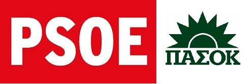PSOE/PASOK Logos