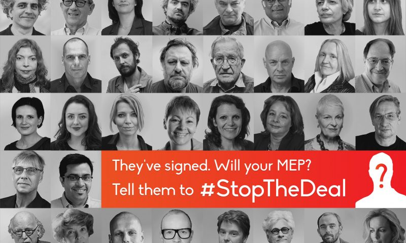 DiEM25 Launches Appeal to EU Institutions to #StopTheDeal