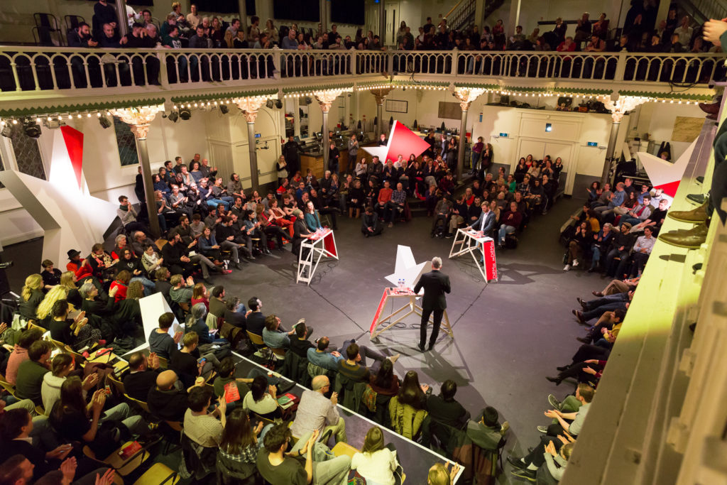 DiEM25's launch in The Netherlands