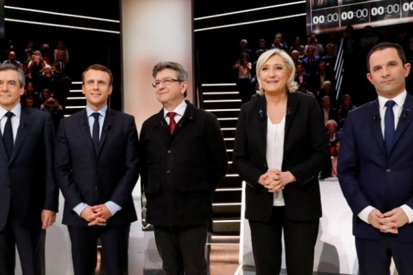 French Presidential Election Candidates