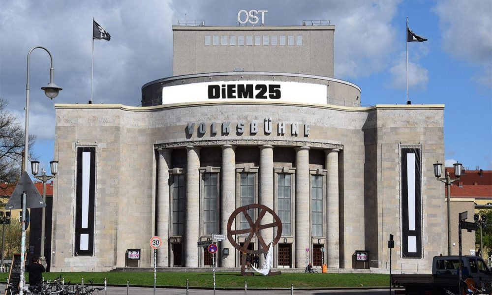 DiEM25 returns to Berlin