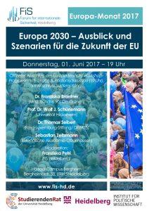 Wohin steuert Europa? Heidelberg @ Hörsaal Campus Bergheim | Heidelberg | Baden-Württemberg | Germany