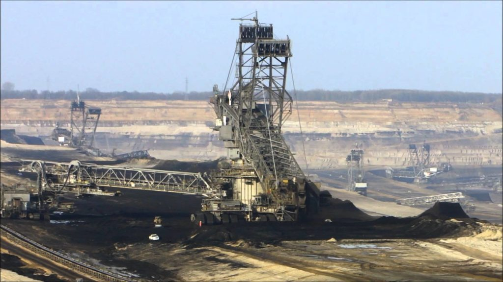 Germany: among the top 10 coal-producing countries