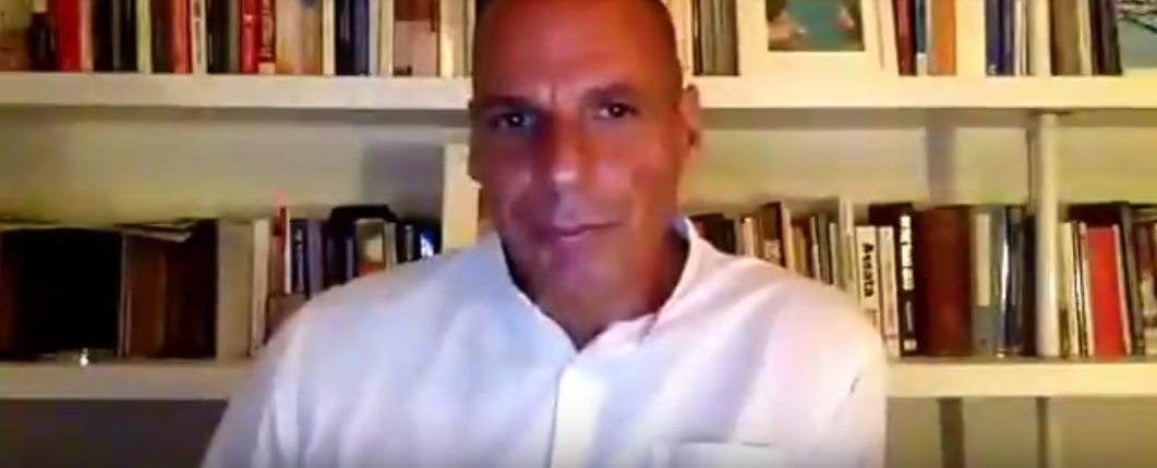 Live-Chat with Yanis Varoufakis