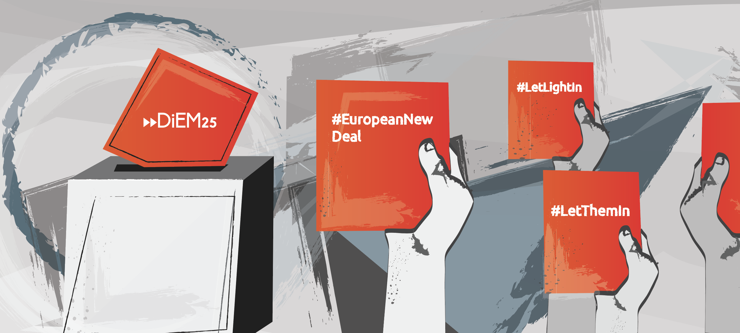 DiEM25 prepares to compete in elections