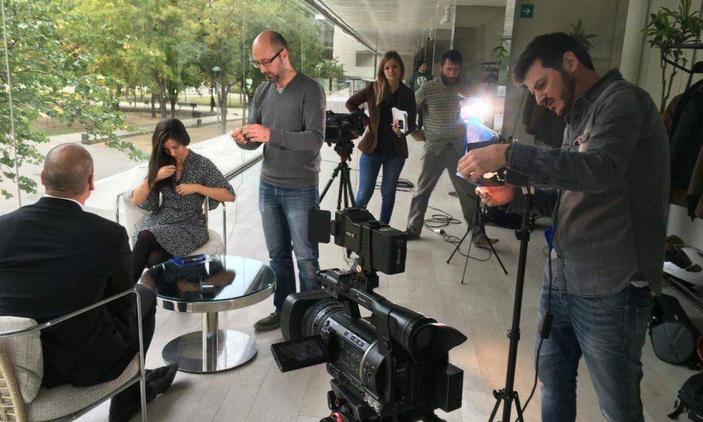 Yanis Varoufakis Press Conference Barcelona