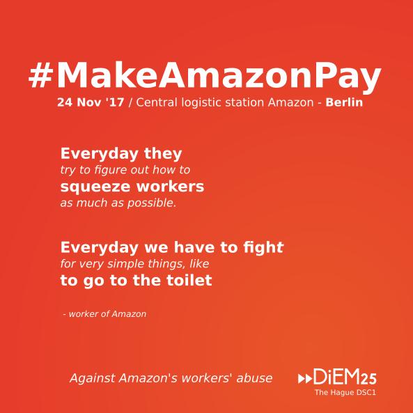 #MakeAmazonPay