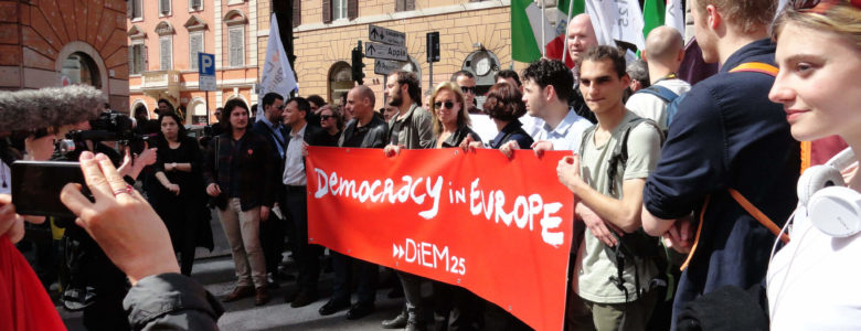 Can DiEM25 become the first transnational party?