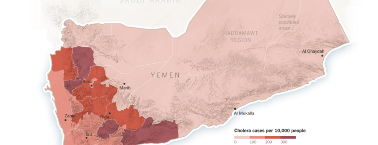 Yemen, a humanitarian crisis being ignored by western media