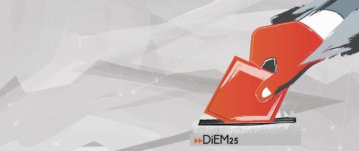 Si aprono le candidature per l'Ala elettorale italiana di DiEM25!