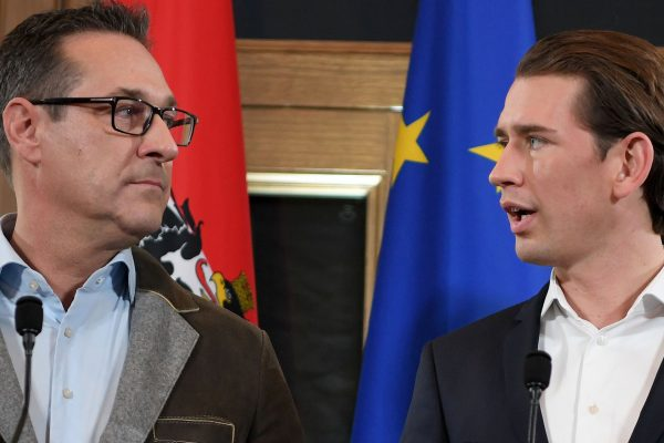 The new Austrian government shows the way… backwards!
