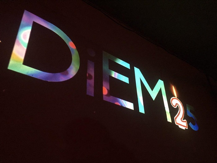 DiEM25 returned to Berlin to celebrate its second birthday!