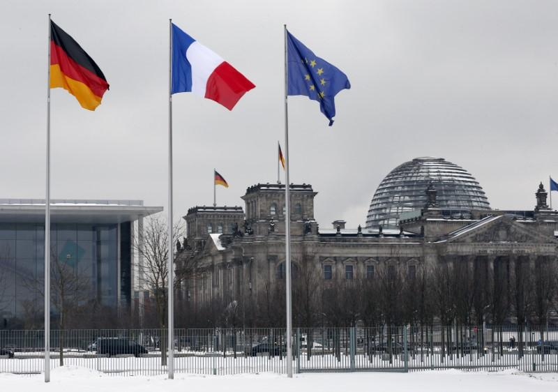 France and Germany want to make the eurozone shock-resistant