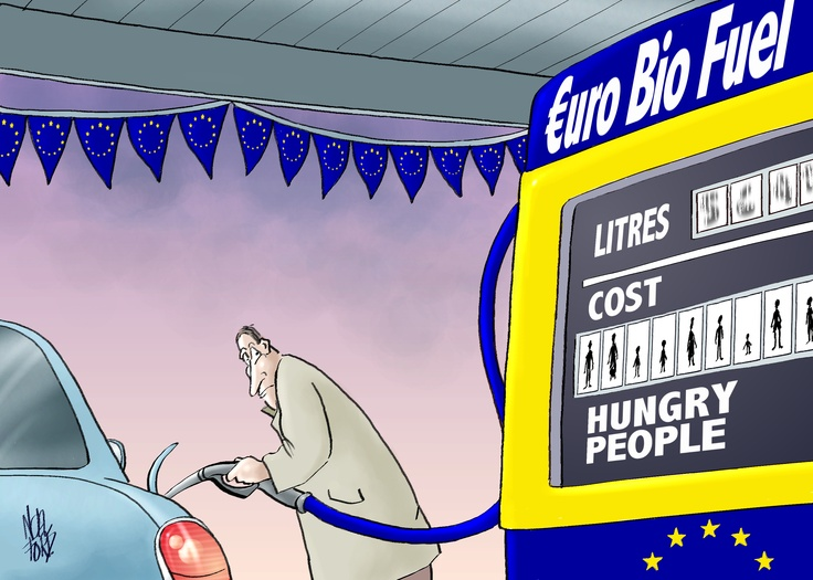 Biofuels cartoon