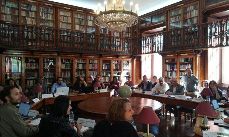 Lisbon - European Spring Council Meeting