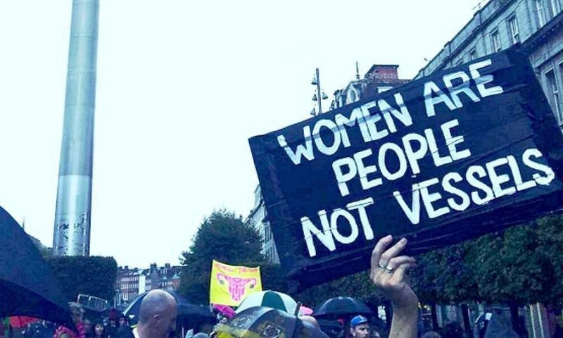 Repeal the 8th Amendment