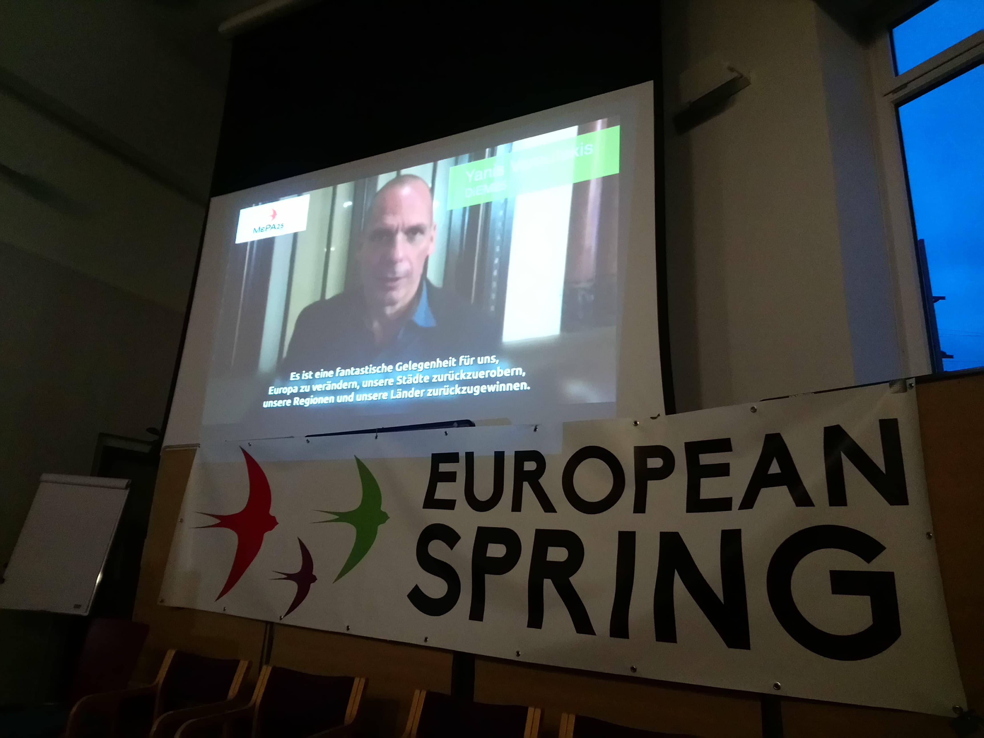 Der European Spring wächst: Actúa und Nouvelle Donne treten dem Bündnis bei!