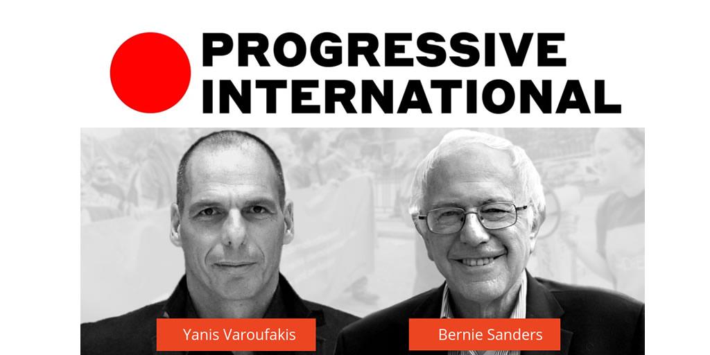 Per l'Internazionale Progressista  – Un appello aperto a tutte le forze progressiste