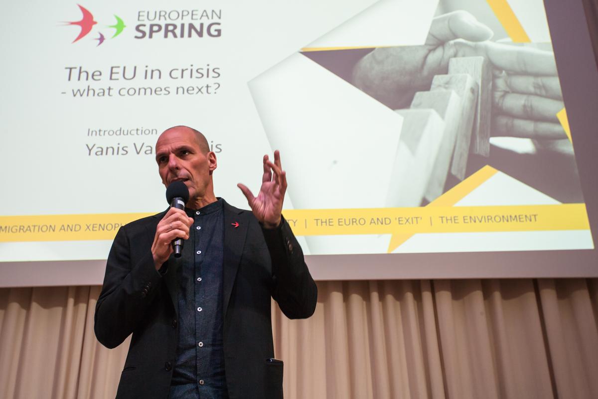 Europa hat jetzt einen Green New Deal. Und im Mai kannst Du ihm Deine Stimme geben!