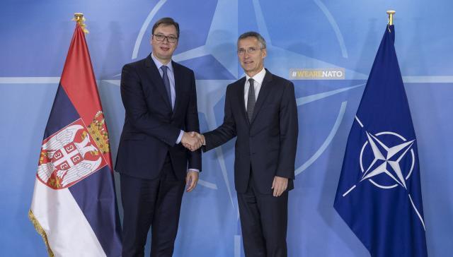 Expansão da OTAN nos Balcãs
