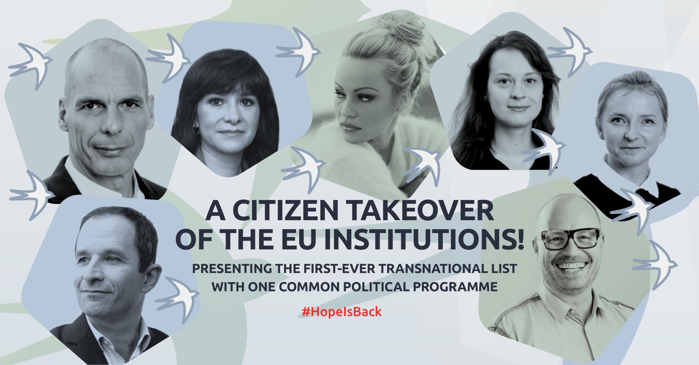 Βρυξέλλες 25 Μαρτίου: Η πρώτη διεθνική συμμαχία που κατεβαίνει με κοινό πρόγραμμα σε όλη την Ευρώπη είναι εδώ!