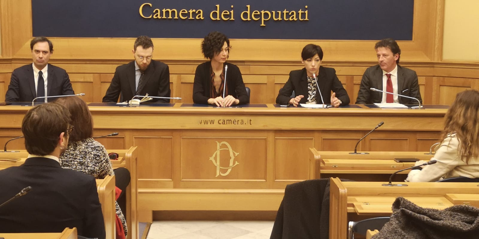 Conferenza stampa per il lancio di Primavera Europea