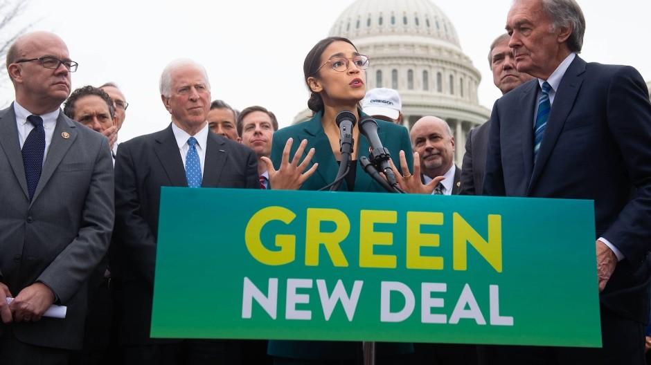 Ein Green New Deal für eine Zukunft der Vielen und nicht der Wenigen