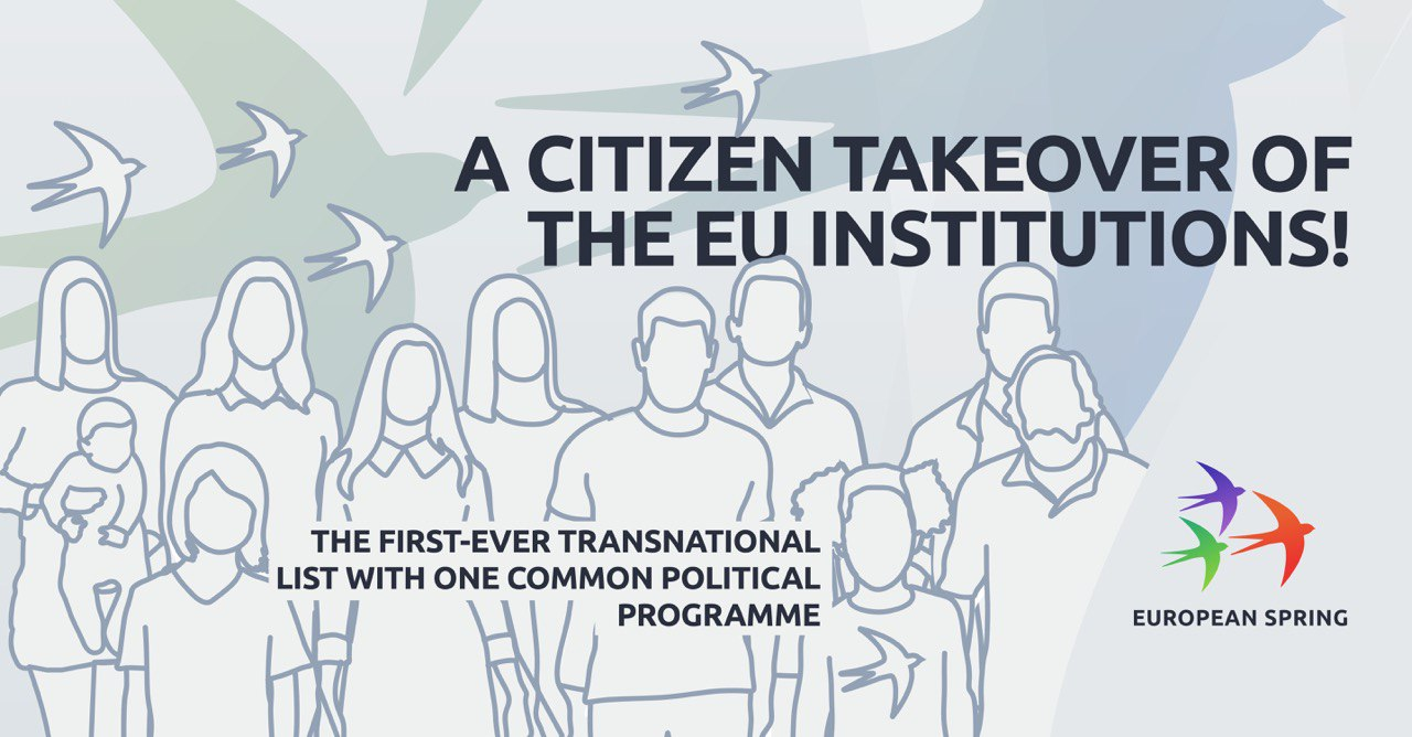 A Citizen Takeover of the EU Institutions | March 25, Brussels, BOZAR