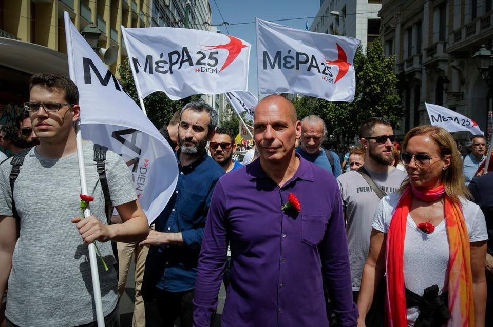 Why MeRA25 is the only hope for Greece now – and why I will be there to help make it happen