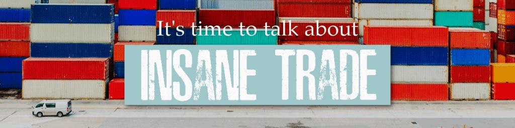 Welkom in het gekkenhuis van de wereldhandel.. en de rol van Nederland