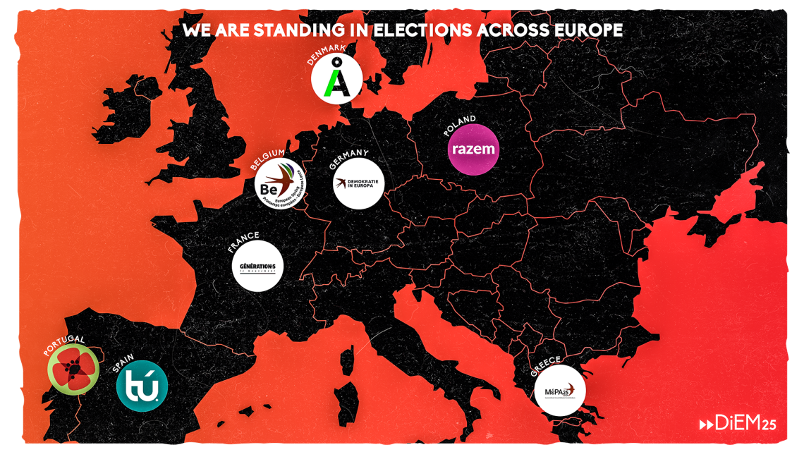 We are standing in elections across Europe
