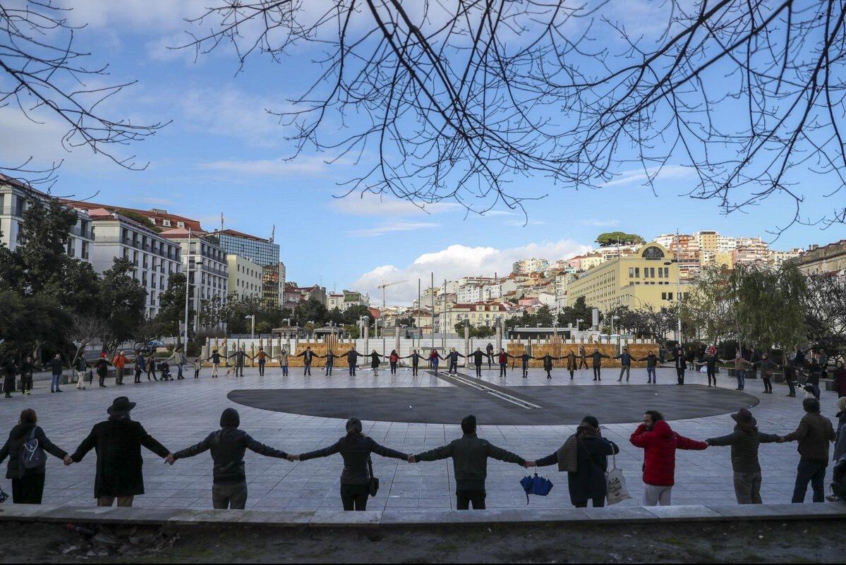 Declaração contra o processo ilegítimo de concessão privada da Praça Martim Moniz