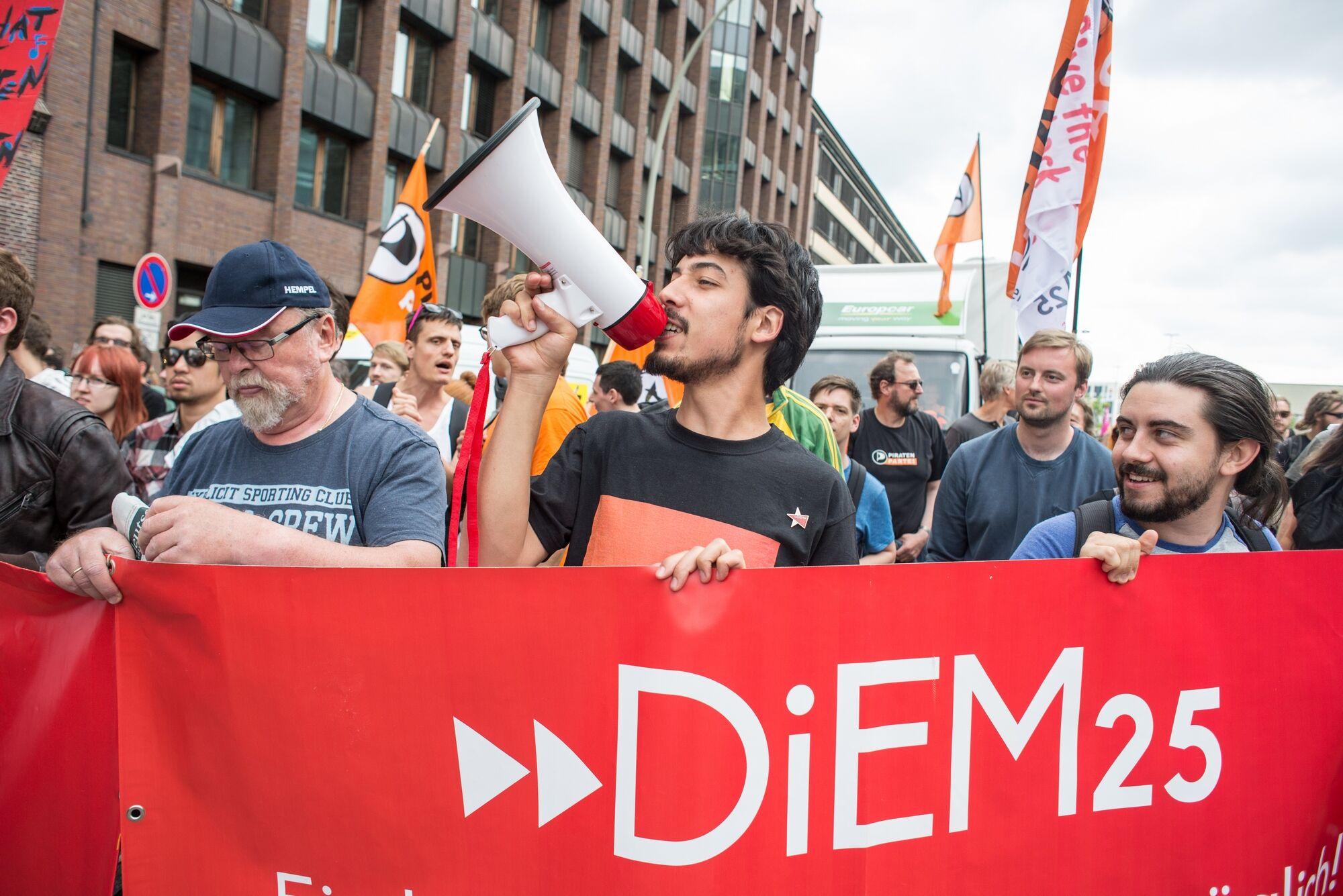 Grenzenloser Klimastreik – Aachen, 21. Juni