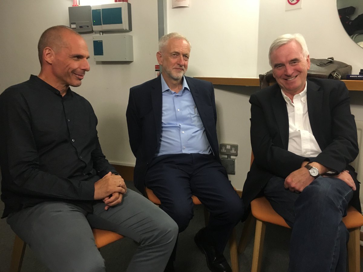 What the Labour Party-DiEM25 collaboration is all about – speech (audio) by Yanis Varoufakis