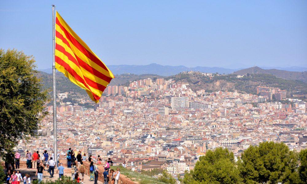 Barcelona Stadtansicht