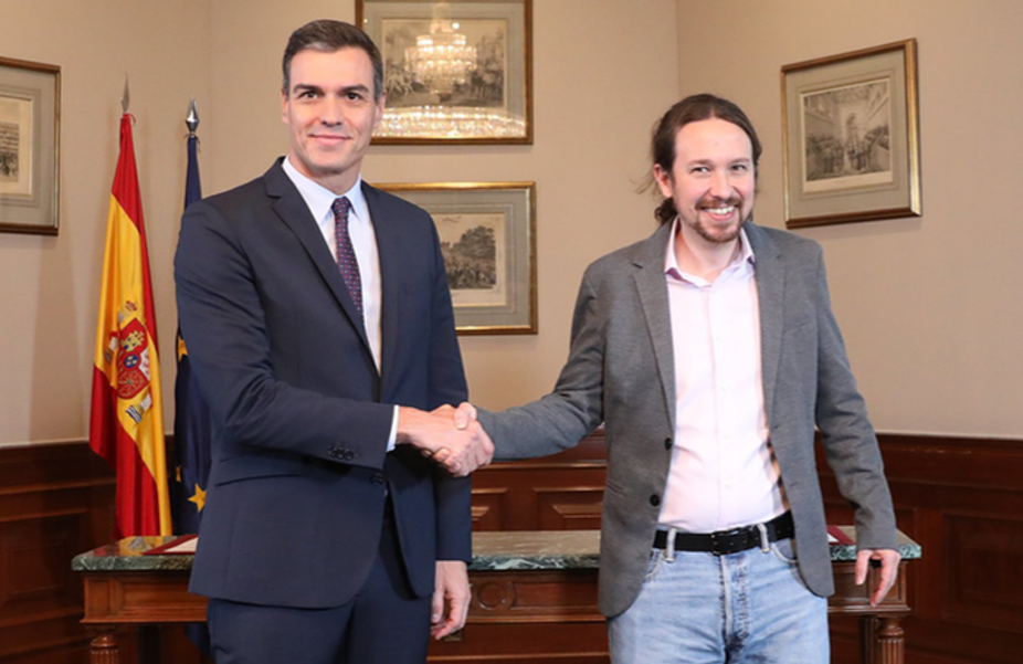 After a series of blunders, will Spain's new coalition government turn a page?