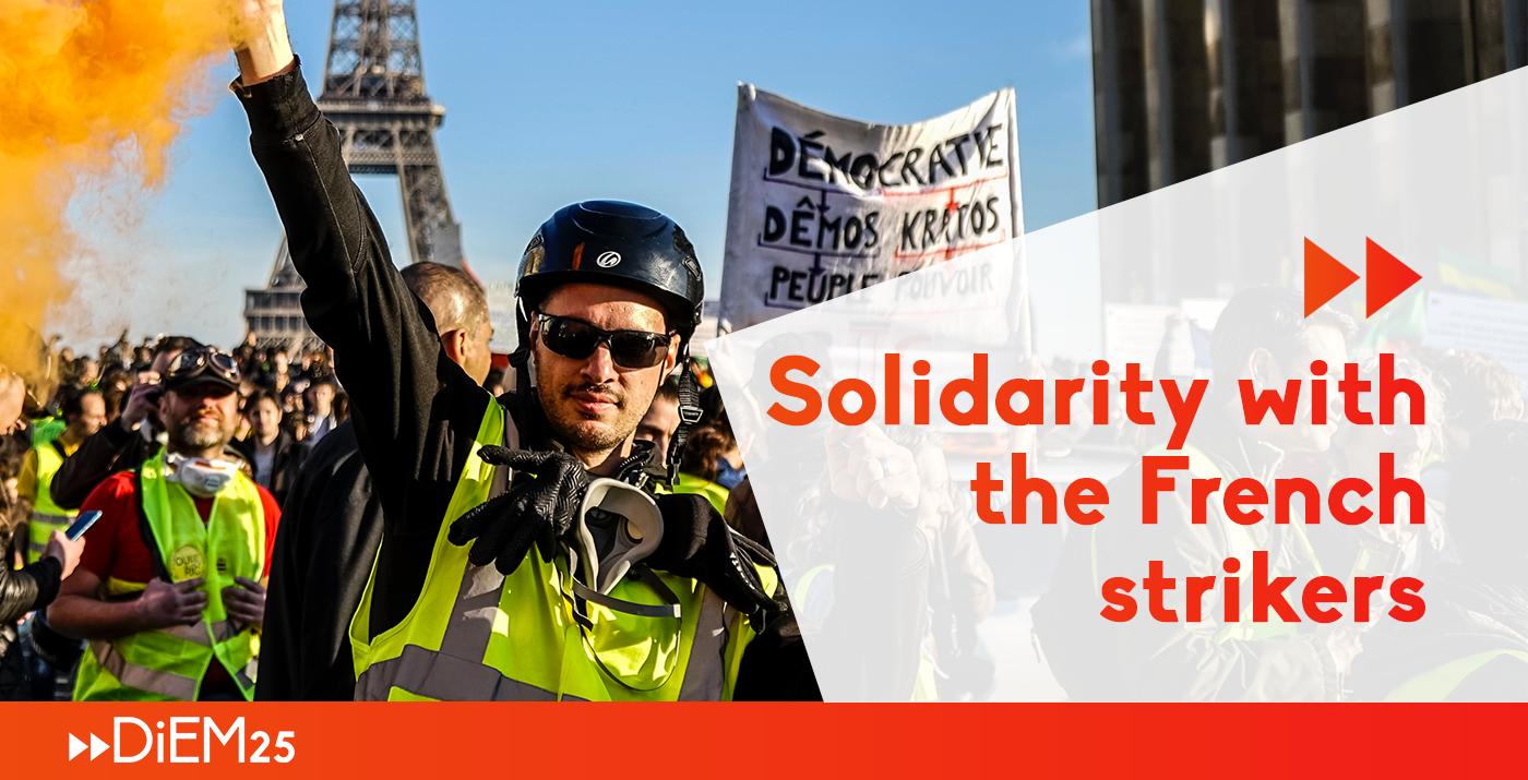Porque é que as pensões são uma questão europeia e porque é que a greve pelas reformas também o é (e o que podes fazer para ajudar)