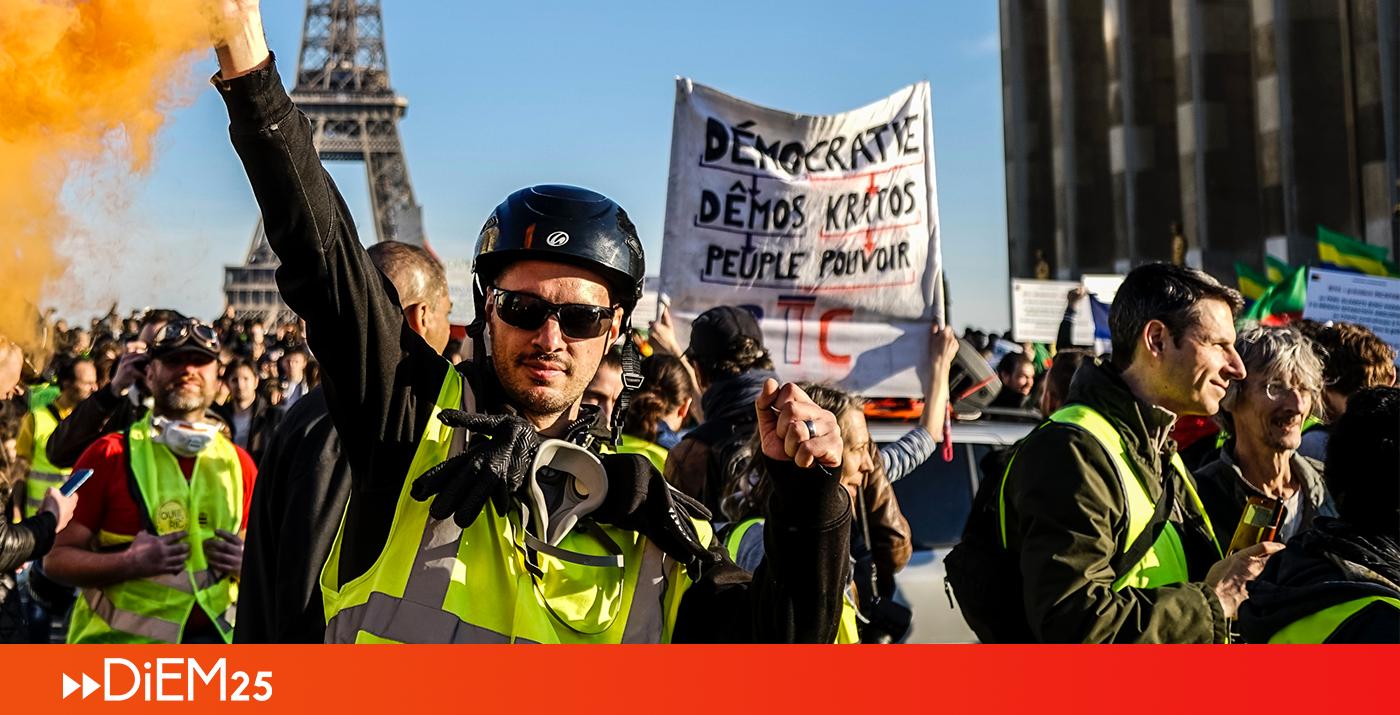 Le pensioni sono una questione europea. Anche lo sciopero dei lavoratori francesi lo è. Come possiamo sostenerlo?