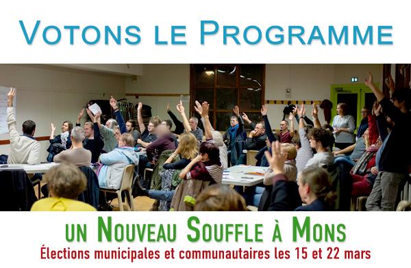 Mons en Baroeul : le municipalisme en action