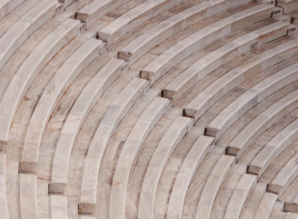 Empty Roman Theatre