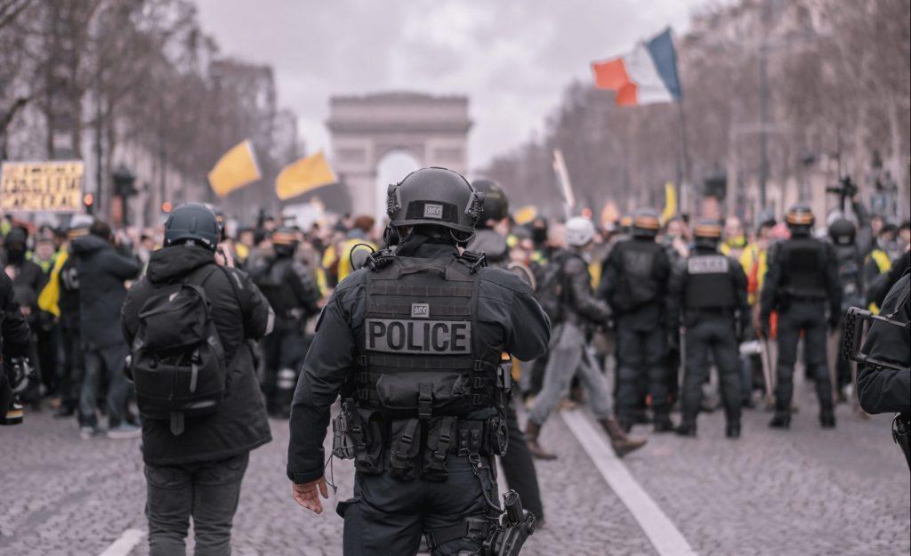 Loi de sécurité globale, France Aloïs Moubax, Pexels
